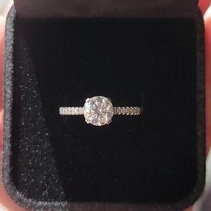 1 Carat Moissanite Ring 🥳HP